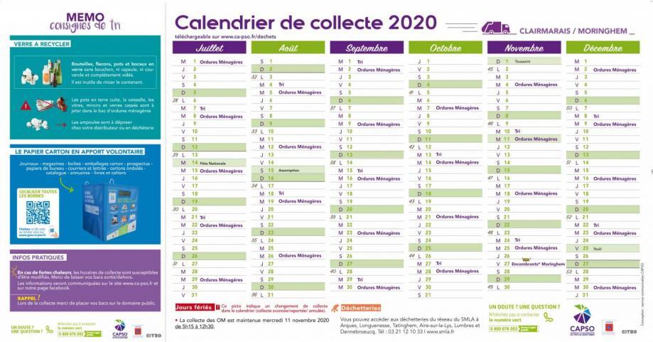 moringhem calendrier collecte 2