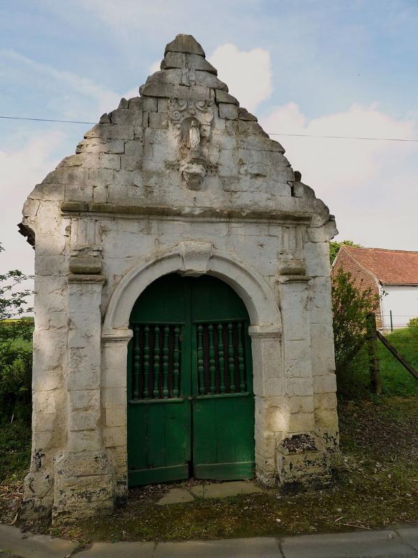 Morighem chapelle 01