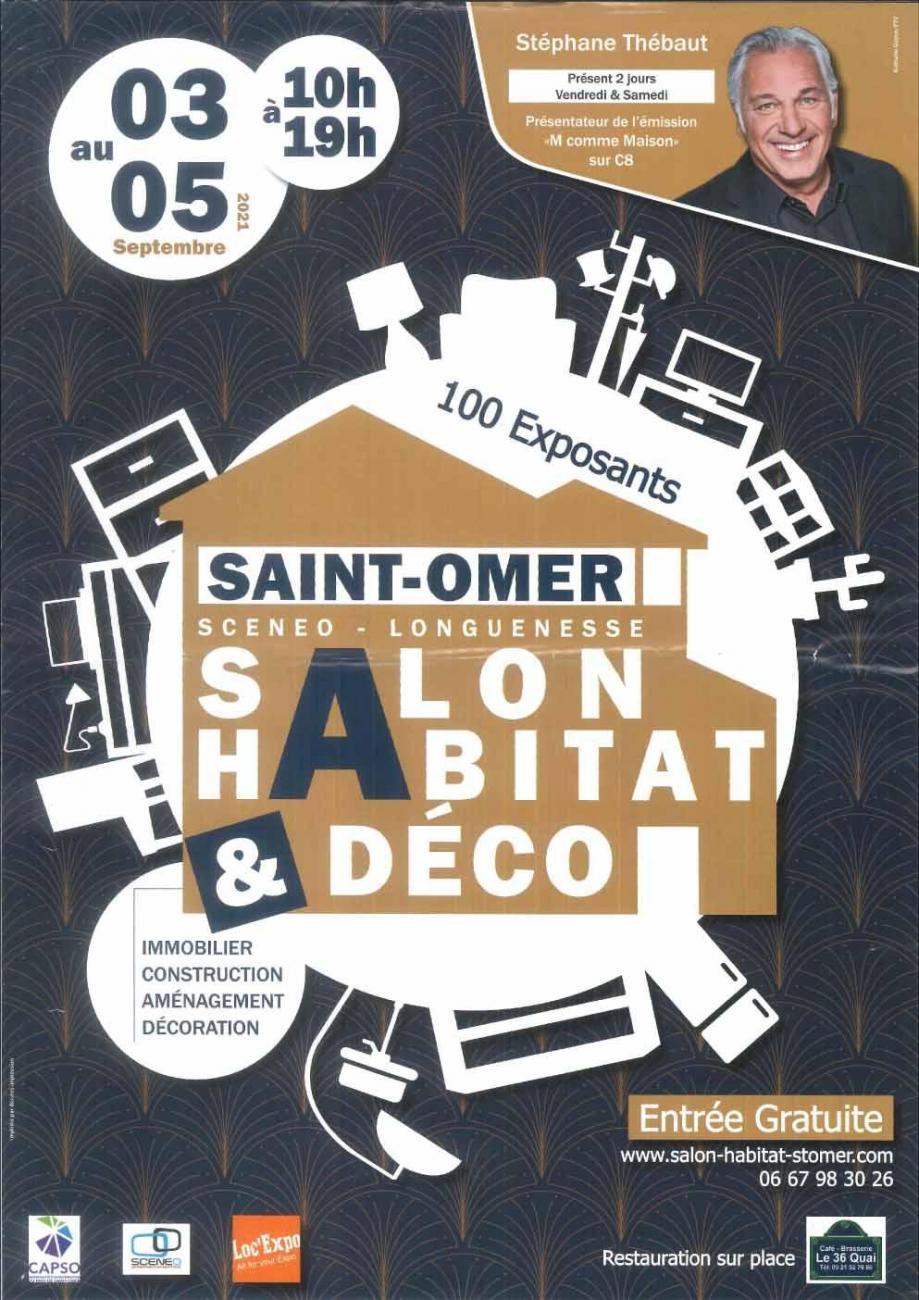 Salon habitat et deco